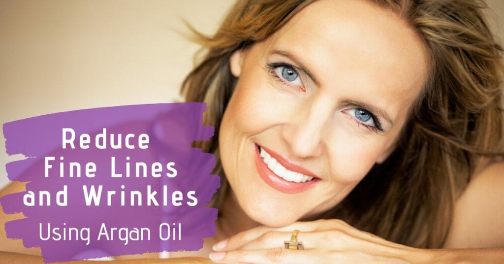 argan oil for wrinkles