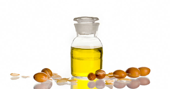 One Of The Best Oils For The Hair Is The Argan Oil