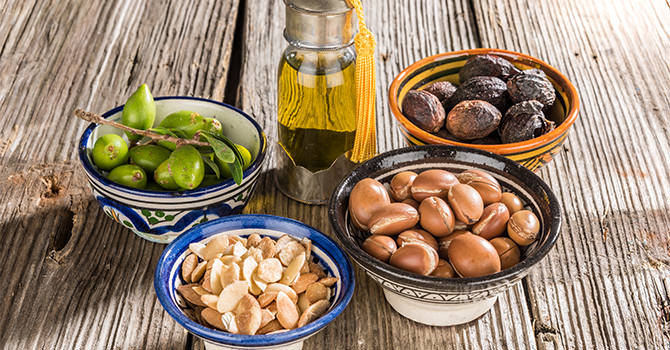 Argan Oil Is One Of The Best Oil In The World