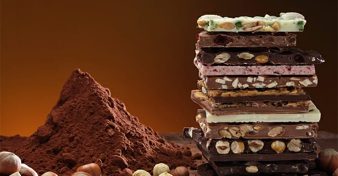 Chocolates Does Not Necessarily Cause Acne