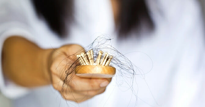 You Can Prevent Hair Loss