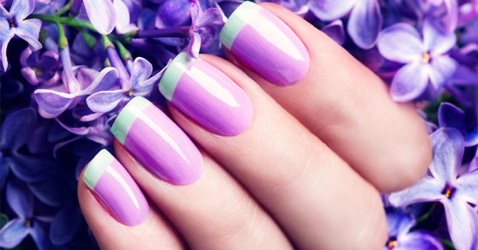 Healthy Nails Are No Secret, It's All In Your Diet And Lifestyle