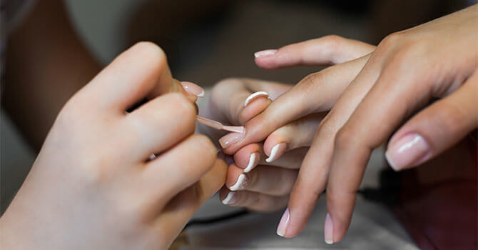 Healthy Nails Are Important For Beautiful Fingers