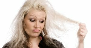 Dry And Frizzy Hair Can Be Caused By Improper Hydration
