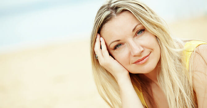 Healthy Hair Looks Good To Woman Of All Ages
