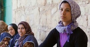 Moroccan Women Gets Lots Of Benefits From The Argan Tree
