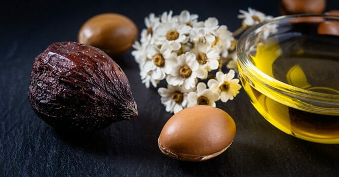 There Are Many Benefits In A Single Spoon Of Argan Oil
