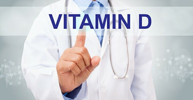 One Of The Most Important Vitamins For Our Skin Is Vitamin D
