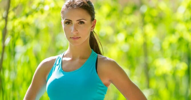 One Of The Best Ways To Keep Your Beauty Is Exercising