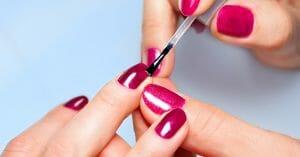 Applying Nail Polish Should Be Done The Right Way