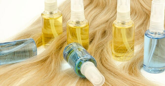 One Of The Best Homemade Treatment For The Hair Is Argan Oil
