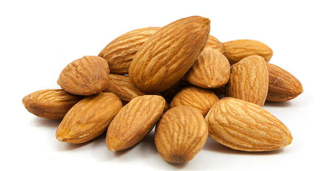 Almonds Contains Lots Of Nutrients