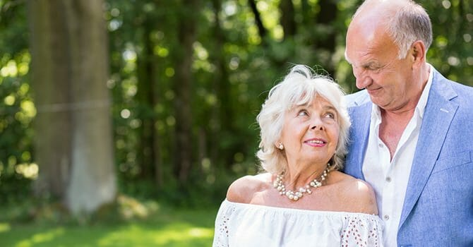 Love Can Defy Aging