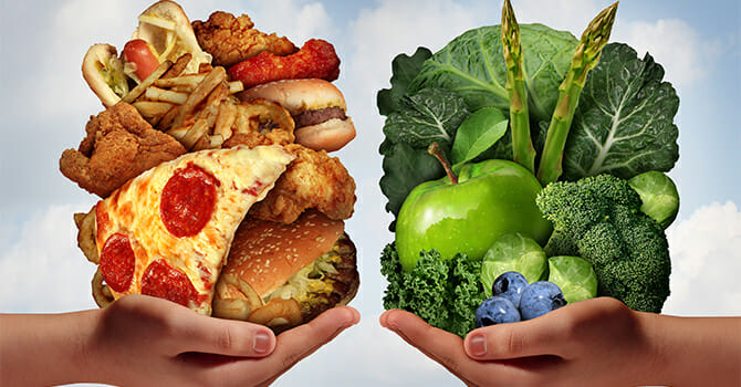Proper Diet Is Essential For Our Health