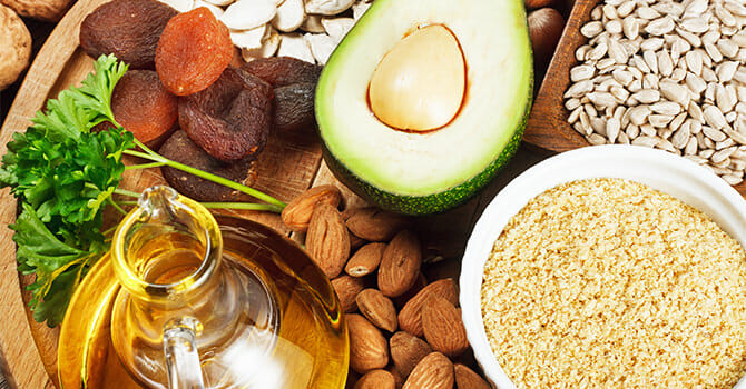 Vitamin E Is Very Essential To Us Like A,B, C, D, E Is To The Alphabet