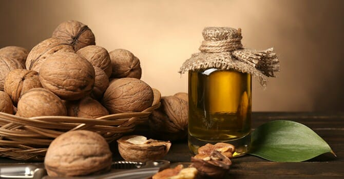 One Of The Best Oils Is The Argan Oil