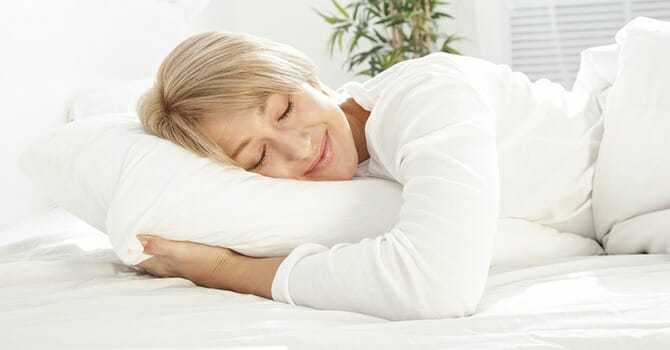 A Good Sleep Is A Great Way To Eliminate Wrinkles