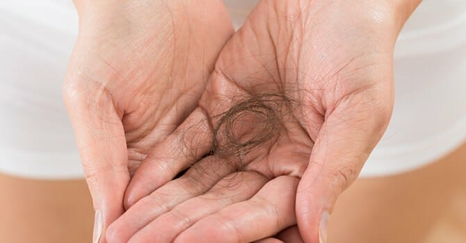 Hair Loss Is A Very Common Problem