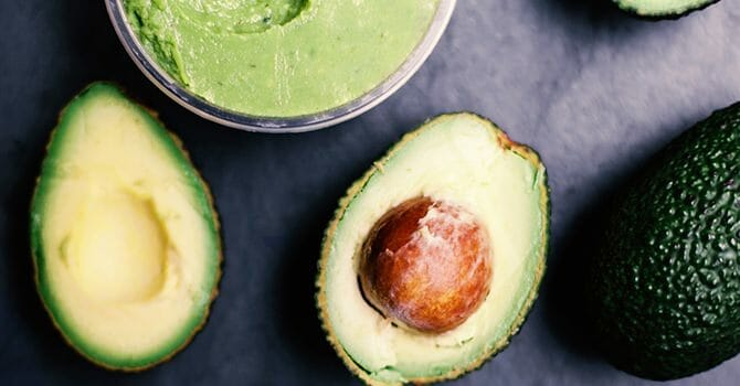 Healthy Fats Can Be Found Of Most Healthy Foods Like Avocado