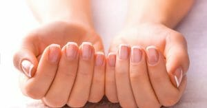Healthy Hands And Nails Are Great To Touch