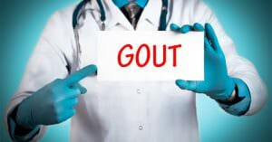 Gout Is A Very Painful Illness