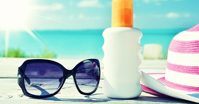 Keep An Arsenal Of Skin Care Products During Summer Season