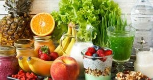 One Of The Best Ways To Maintain Beauty Is To Eat Healthy