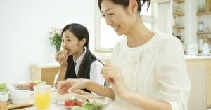 Children Should Learn The Value Of Healthy Eating