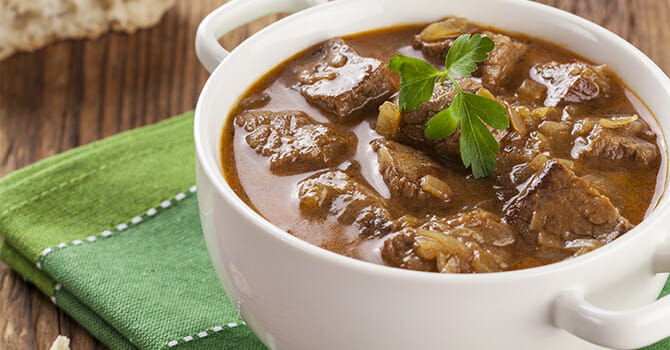 Beef Stew Is A Great Food During Cold Season