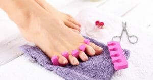 Pedicure Makes Our Nails Look Better