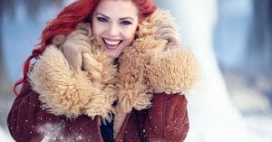 The Coldness Of Winter Can Dehydrate Our Hair And Skin