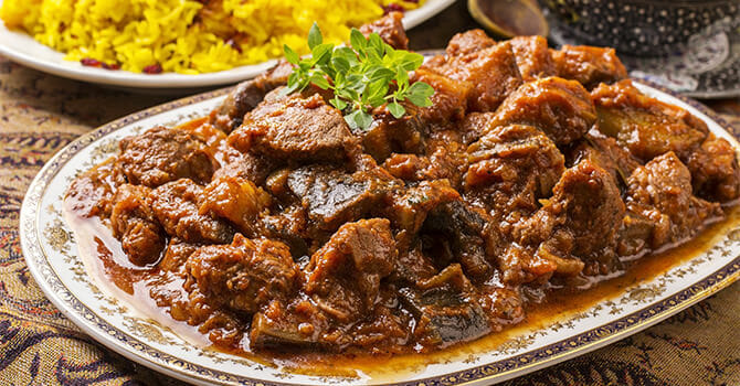 Lamb Stew Is One Of The Best