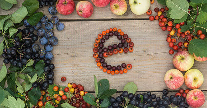 Vitamin E Helps Us Keep Our Skin Healthy And Glowing
