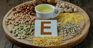 Vitamin E Is Important To Keep Our Skin Healthy