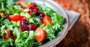 Kale Salad Is One Of The Healthiest And Most Delicious Salad In The World