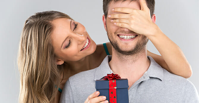 Your Man Should Also Have A Valentine'S Gift