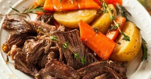 Adding A Little Bit Of Twist To Your Pot Roast Makes It Entirely Different