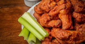 Chicken Buffalo Wings Are One Of The Best Tasting