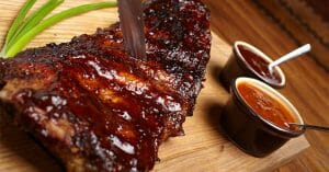 Bbq Ribs Are One Of The Tastiest Dish We Can Serve