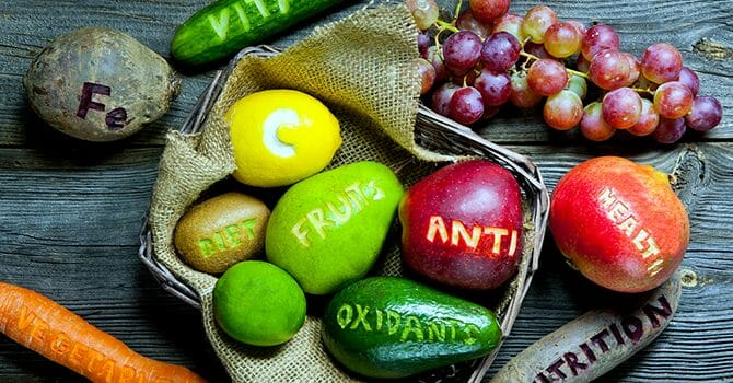 Antioxidants Are Important In Keeping Ourselves Young