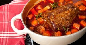 Pot Roast Can Be Easily Tweaked To Your Liking