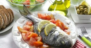The Mediterranean Sea Is Full Of Edible Fishes