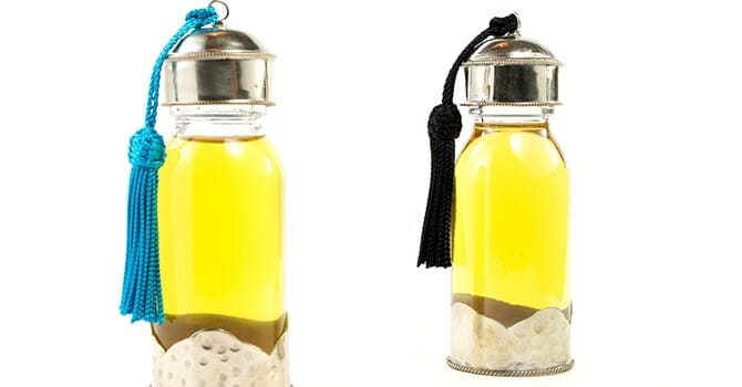 Argan Oil Contains Lots Of Vitamins And Minerals
