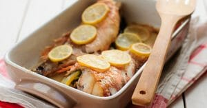 Steamed Red Groupers Are One Of The Healthiest And Best Dishes