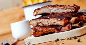 Cook Some Mouth Watering Pork Ribs