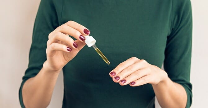 Argan Oil Can Make Your Nails Healthier