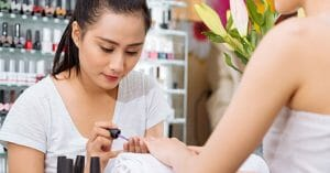 Nail Salons Can Have Bacteria