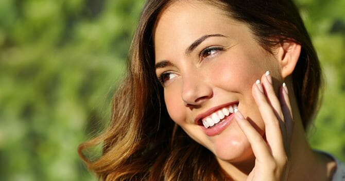Early Skin Aging Is A Result Of Stress