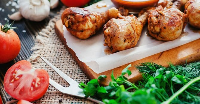 Chicken Can Be Cooked In A Variety Of Ways