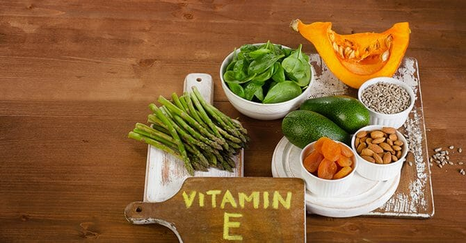 Vitamin E Is Great For The Skin